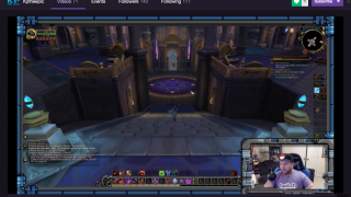 Free Photoshop Video Overlay Template: Twitch, Gaming, Streaming