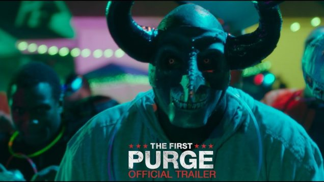 The First Purge (2018) Movie Review